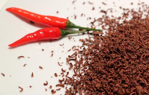 Chili-and-chocolate