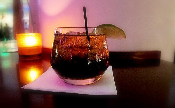 rum-coke