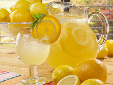 Making Lemonade in Hollywood | snapshotsofchaddotcom