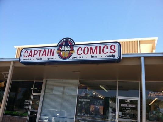 CaptainComics